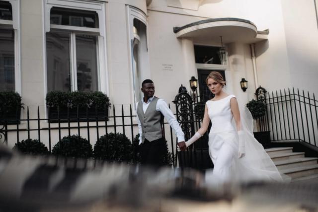 Luxury wedding photoshoot
