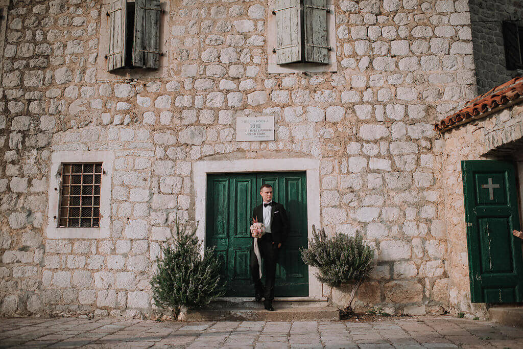 Wedding Photographer in Montenegro