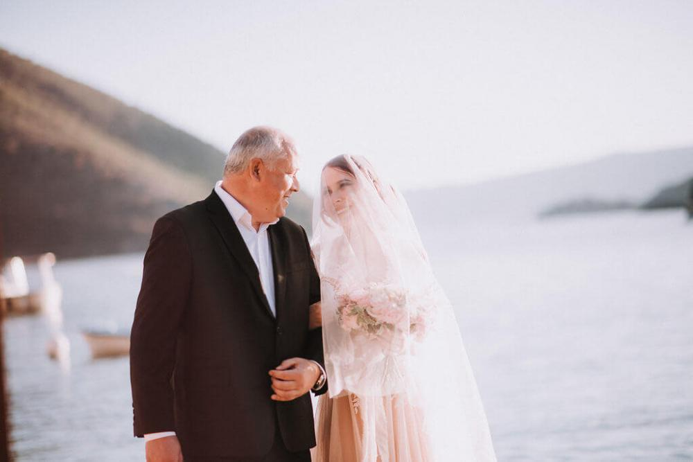 Destination wedding in Montenegro